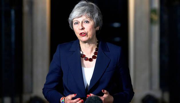 El Gobierno británico respalda el acuerdo del Brexit con la Unión Europea