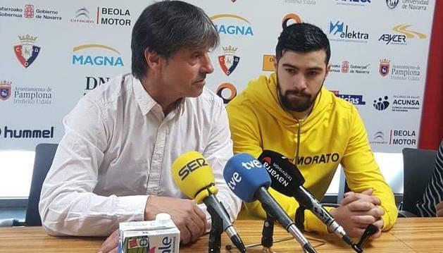 Chino acuerda la rescisión de su contrato con el Xota