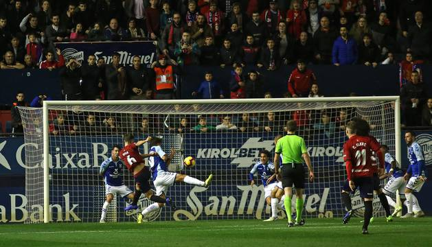 Osasuna 2-0 Tenerife