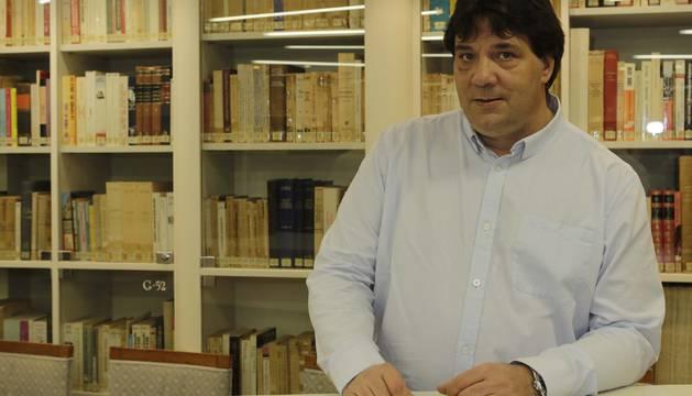 KikoAsin, gerente de TeleTaxiSan Fermín
