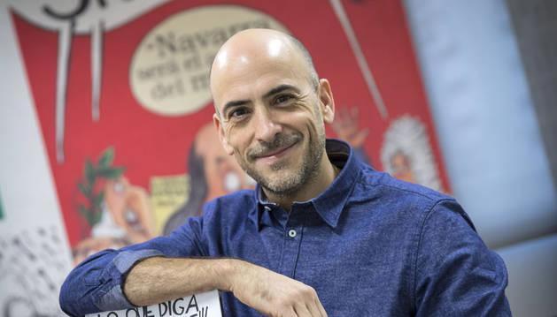 César Oroz repasa las menciones a Navarra en la literatura universal