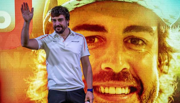 La Fórmula Uno despide por todo lo alto a Fernando Alonso en Abu Dabi