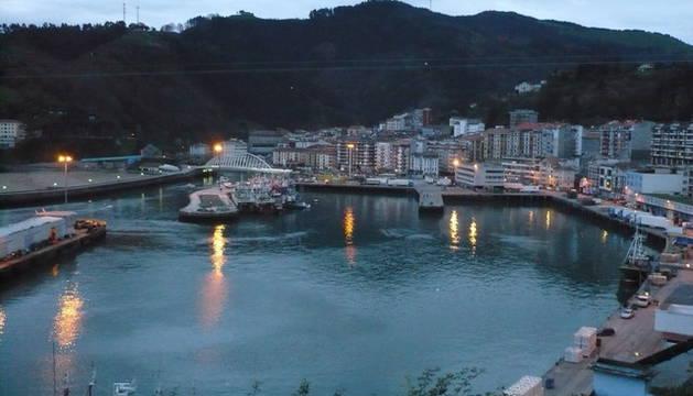 El puerto de Ondarroa