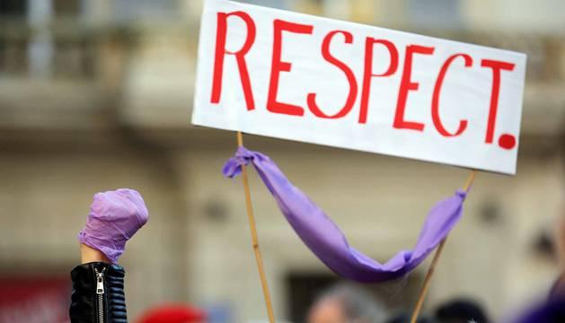 Ciudades de todo el mundo se han manifestado en el Día Internacional para la Eliminación de la Violencia contra las Mujeres