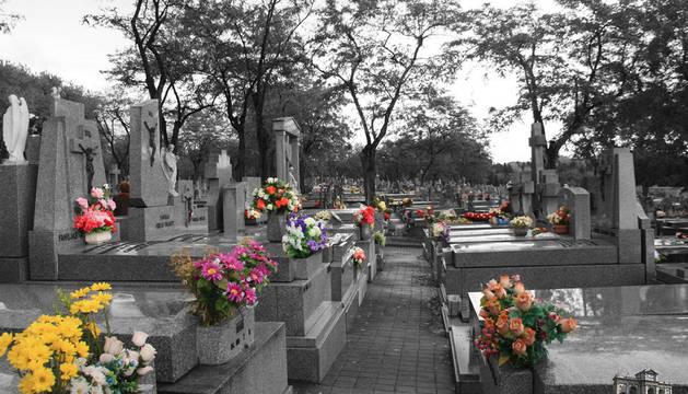 El cementerio de La Almudena