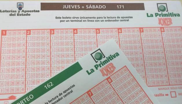Lotería primitiva.