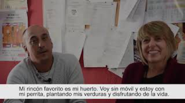 DN más cerca en San Adrián: Amaya Fernández y Antonio Jiménez