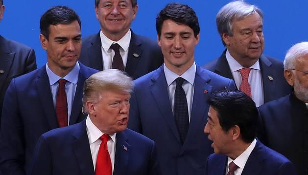 Sánchez advierte al G20 que sólo el multilateralismo resolverá los retos globales