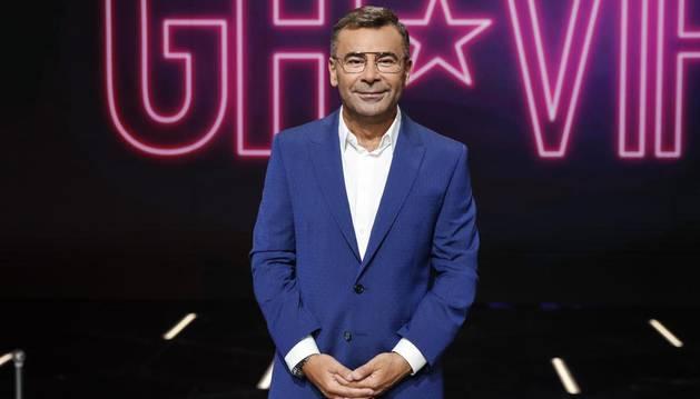 Jorge Javier Vázquez, presentador de 'Gran Hermano VIP'.