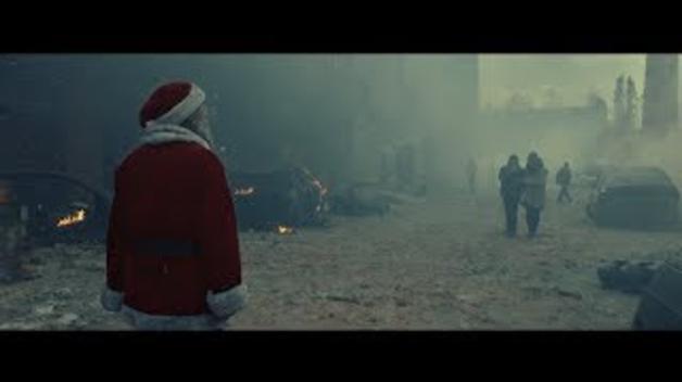 Anuncio de Navidad de Cruz Roja