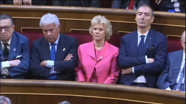 El Rey emérito participará junto a Felipe VI en la ceremonia que conmemorará los 40 años de la Constitución