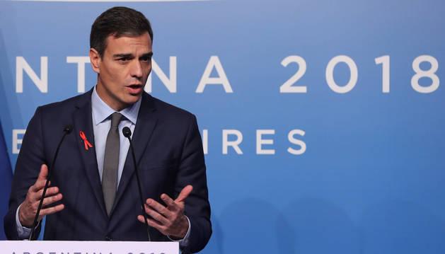 Sánchez ve un triunfo de España que el G20 asuma la migración como prioridad