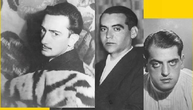 Madrid diseña una ruta cultural dedicada a Dalí, Lorca y Buñuel