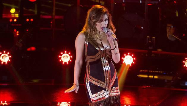 La cantante española Cristina Ramos alcanza la final de La Voz México