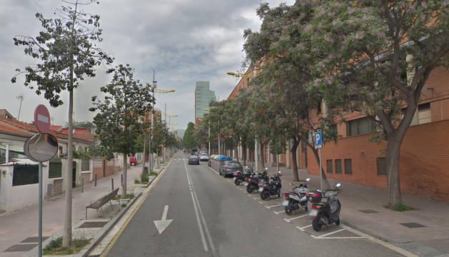 Cuatro heridos en un tiroteo en el distrito de Nou Barris de Barcelona