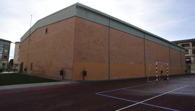Se ha previsto la ampliación del pabellón polideportivo.