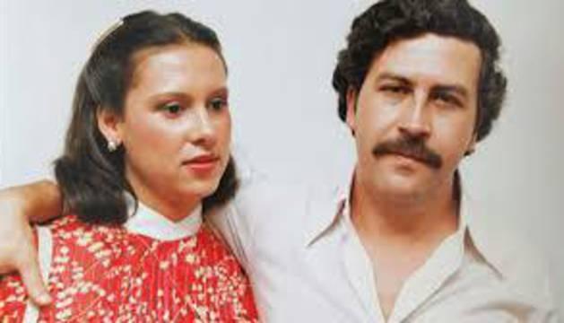 Pablo Escobar y Victoria Eugenia Henao