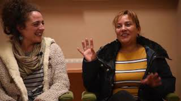 DN más Cerca: Ana y Constanza | Colombia y San Adrián se unen en familia