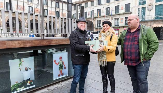 El concurso de fotografía Fototuitribera dedicó su último reto a las Jornadas de Verduras de Invierno que se están celebrando
