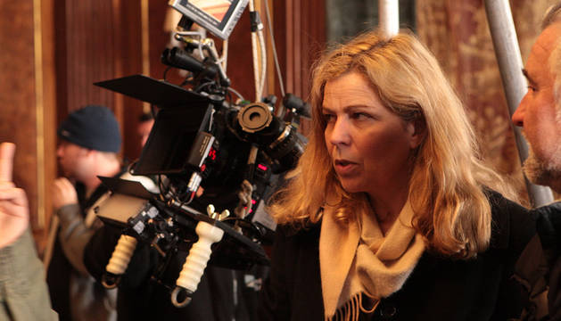 La directora de cine Lone Scherfig.