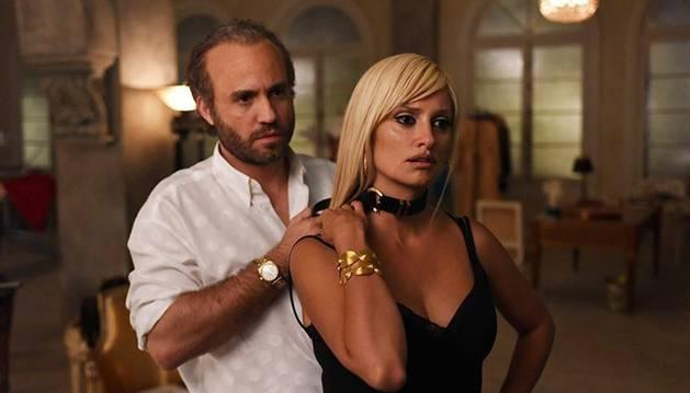 Penélope Cruz, en su papel de la serie 'American Crime Story: El asesinato de Gianni Versace'.