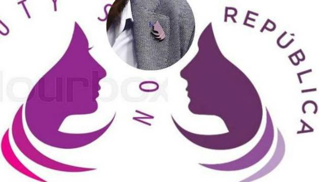 El logo de peluquerías que Podemos ha convertido en símbolo