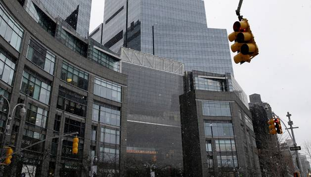 Una falsa alarma de bomba obliga a desalojar las oficinas de la CNN en Nueva York