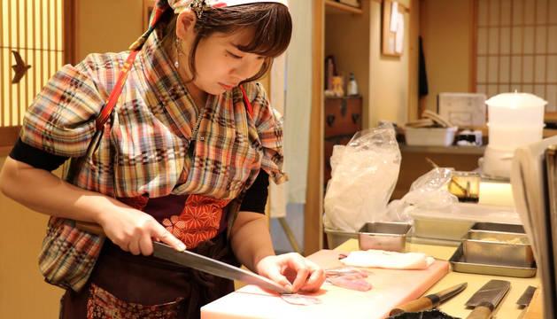 La japonesa Yoshiaki