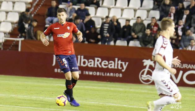 Albacete-Osasuna
