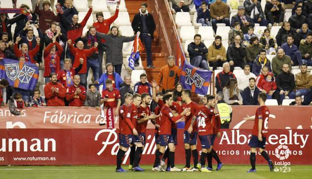 En directo: sigue la retransmisión minuto a minuto del Albacete-Osasuna