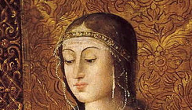 Retrato de Catalina de Foix