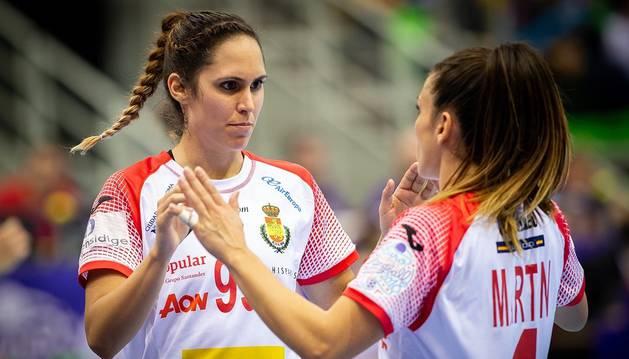 España pierde ante Rumanía 25-27