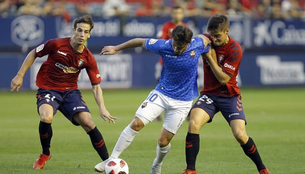 Osasuna, muy pendiente del futuro del Reus para sumar 3 puntos
