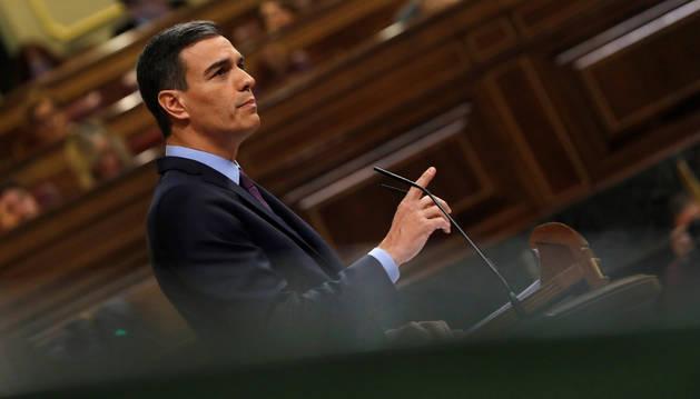 Sánchez anuncia a Torra una respuesta