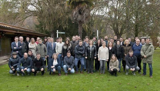42 jóvenes han finalizado el curso de incorporación al sector agrario de INTIA