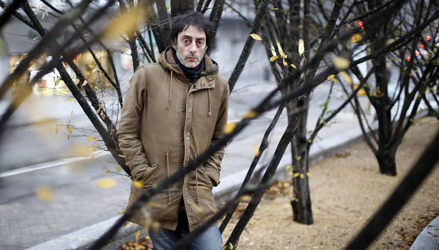Dani Ulecia, bajista de El columpio asesino y productor musical.