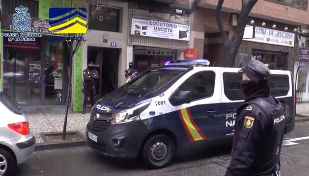 Detienen a los responsables de una famosa web neonazi en español