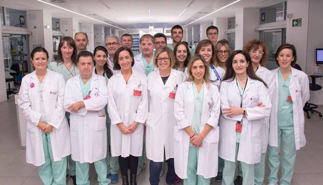 La UCI del CHN mejora resultados con la integración de una farmacéutica