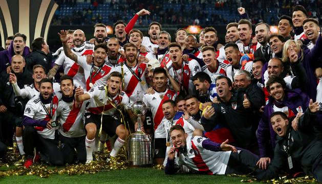 Resumen del fútbol mundial en 2018