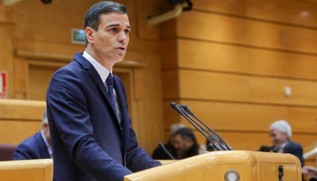 Pedro Sánchez confirma una subida del 2,25% del sueldo de los funcionarios