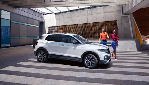 foto de El nuevo Volkswagen T-Cross, fabricado en Navarra.