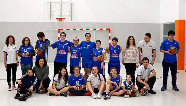 Los campeones de Zizur Mayor