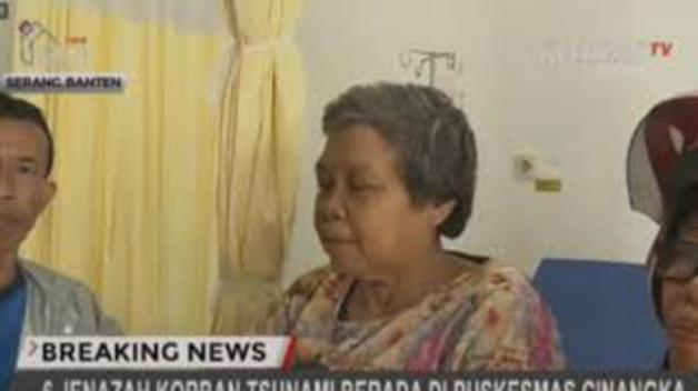 Los supervivientes del tsunami en Indonesia relatan la pesadilla que han vivido