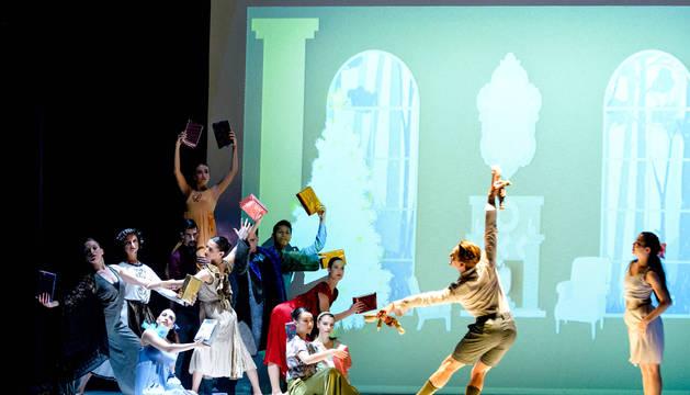 El Teatro Gayarre acogerá la representación de El Cascanueces, de Tchaikovsky, el sábado 29 de diciembre.