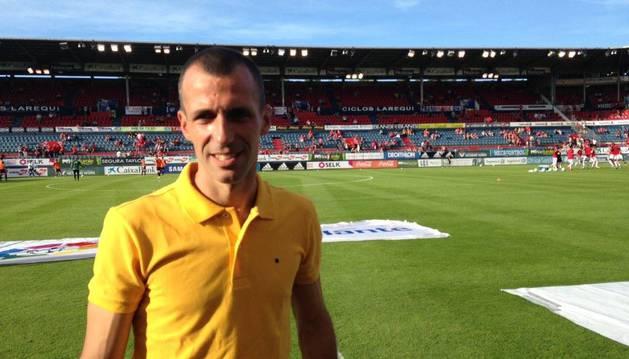 Patxi Puñal jugará en el equipo de Roberto Torres.