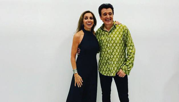 La artista Ana Belén y el cantante Manolo García, invitados al especial de Nochebuena cancelado.