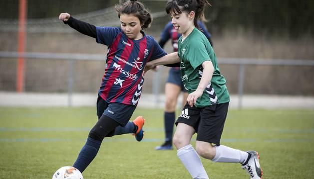 Partidos del Torneo Interescolar Fundación Osasuna - 26 diciembre