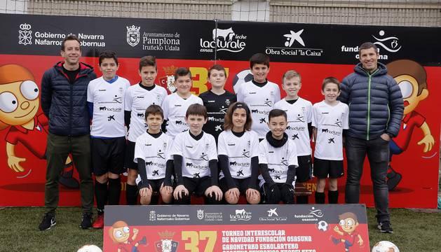 Fotos de los equipos del XXXVI Torneo Interescolar Fundación
