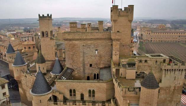 Palacio Real de Olite.
