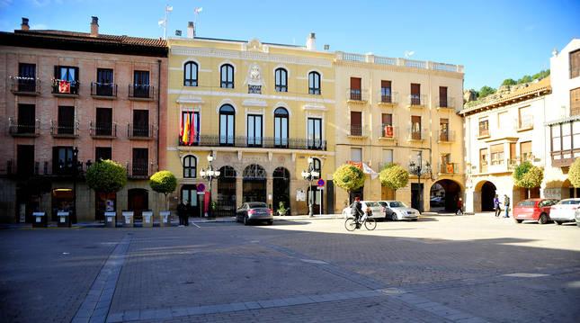 foto de El Ayuntamiento de Falces ha previsto 676.000 euros para inversiones el próximo año.